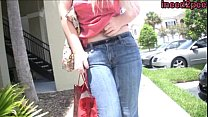 whitney morgan desperate and wetting her jeans