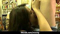 Смотреть порно затяжной поцелуй