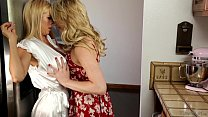 mia malkova and her stepmom alexis fawx almost caught