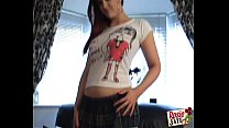 Rosie Jaye - Busty schoolgirl The Redhead