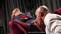 wicked   lex fucks supergirl