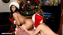 christmas oral by sapphic erotica – sensual les…