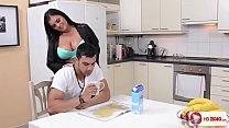 Jasmine Black In The Kitchen HD porn videos