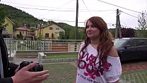 teen amateur redhead romanian casting film Magma