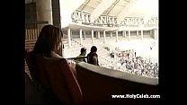 corrida during sex and nudity Public