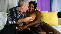 b... amazing an gives bbw black tits big Beautiful