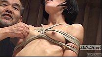 tai phim sex -xem phim sex CMNF Subtitled Japanese nose BDSM with Elise Gr...