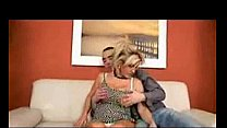 HORNY HAIRY BUSTY MATURE RENATE GETS FUCKED