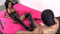 slave sex man their dominates sluts brunette Two