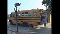 ashley blue   school bus girls 1