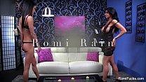 Romi Rain Lesbian Fun