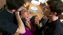 three guys forced on two young women
