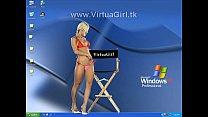Jana Horova - Desktop Stripper - Photoshoot & D...