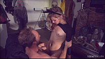 trick or treater wants to suck cock not candy