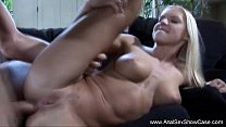 extreme sex anal beauty Blonde