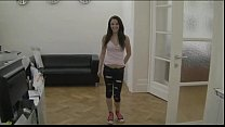 cock hard roccos by drilled pussy tight her gets dori Teen
