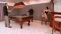 Pool Table Doubleteam