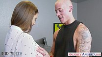 brown haired hottie brooklyn chase fucking in the office