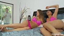 threesome teens Hot