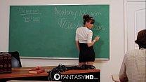 FantasyHD Hot For Teacher With S