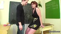 condom without hardcore fuck two how boy young teach mom German