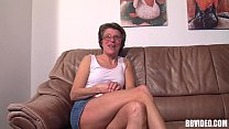 masturbating woman german Mature
