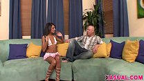 Lexi Diamond And Her Two BIG Cocks Adventure