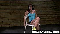 disgrace more for back is diamond Becca