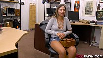 Desperate girl gets banged by The One on XXXPawn (xp15724) porn videos