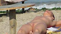 mature nudist amateurs beach voyeur milf close up pussy