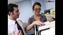 video porn free - fuck office cock two temp Hot