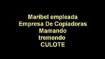 copiadoras de empresa de empleada mamando mexicana Maribel