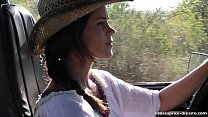 En Evissa Sex at the wrangler jeep - Little Caprice - Download Indian 3gp XXX porn videos