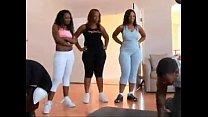 BCS - Beauty Dior, Cherokee, Skyy black Big booty trio