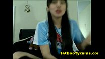 fatbootycams.com - sex had never has schoolgirl Asian