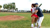 instead coach baseball her on practiced strutt Kylee