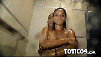 Как выебать девушку в бане