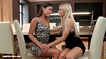 lesbians in vogue   by sapphic erotica lesbian sex with lila iwia