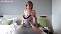 Barbara Intense Big Tit Grabs