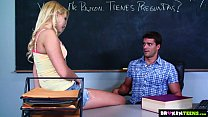 BrokenTeens - Vanessa Cage Has a Crush on the S...