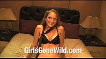 Naked 19 year old College Amateur Blonde Girl o...