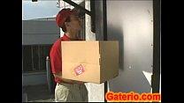 delivery del chaval al follando y pajeando Madura