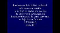 01 parte 27-02--2013 infiel chata la Milvia