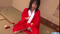 Hikaru Momose likes cracking her pussy on cam porn videos