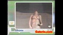 Malena gracia pillada desnuda y sin ropa