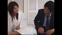 Japanese Teen And DAD (Nao Ayukawa)