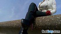 فيلم سكس تلبس ملابس مغرية جلد وتتحرش بشقيقها وهوا يفهم عليها – موقع …
