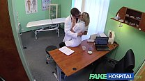 attention full doctors gets nurse blonde naughty Fakehospital