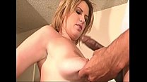 Disco bitch with big tits, has two strange types lapped off and fucks them hard