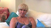 orgasm daily her needs samantha granny British